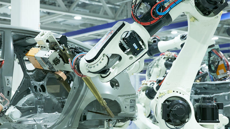 How Are Industrial Robots Built? A Guide on the Components