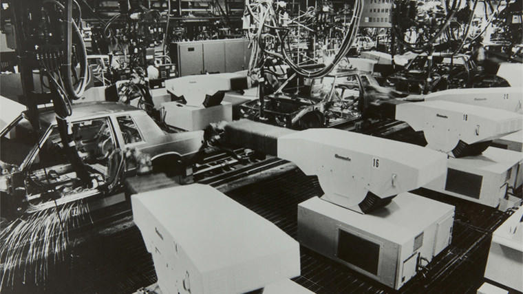 The Day Industrial Robots Were Introduced in Japan. Why Did the Father of Robotics Entrust Kawasaki?