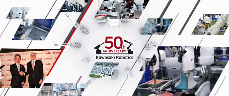 Kawasaki Robotics Featured Video | Kawasaki Heavy Industries
