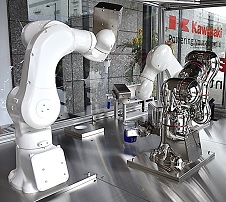 Kawasaki Robotics | Industrial Robots & Automation Solutions