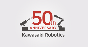 Kawasaki Robotics Opens 50th Anniversary Website