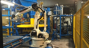 Case Study : Kawasaki Robot Paves the Way for Productivity Boost