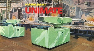 "The Legacy of Japan's First Domestically Manufactured Industrial Robot, the ""Kawasaki-Unimate"""