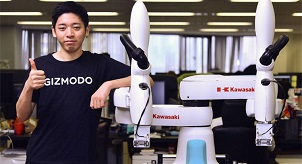 The New Guy at GIZMODO Is a Robot That Can Co-Work with People. Say Hello to duAro