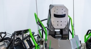 "Exhibition of Humanoid Robot ""Kaleido"" starts"