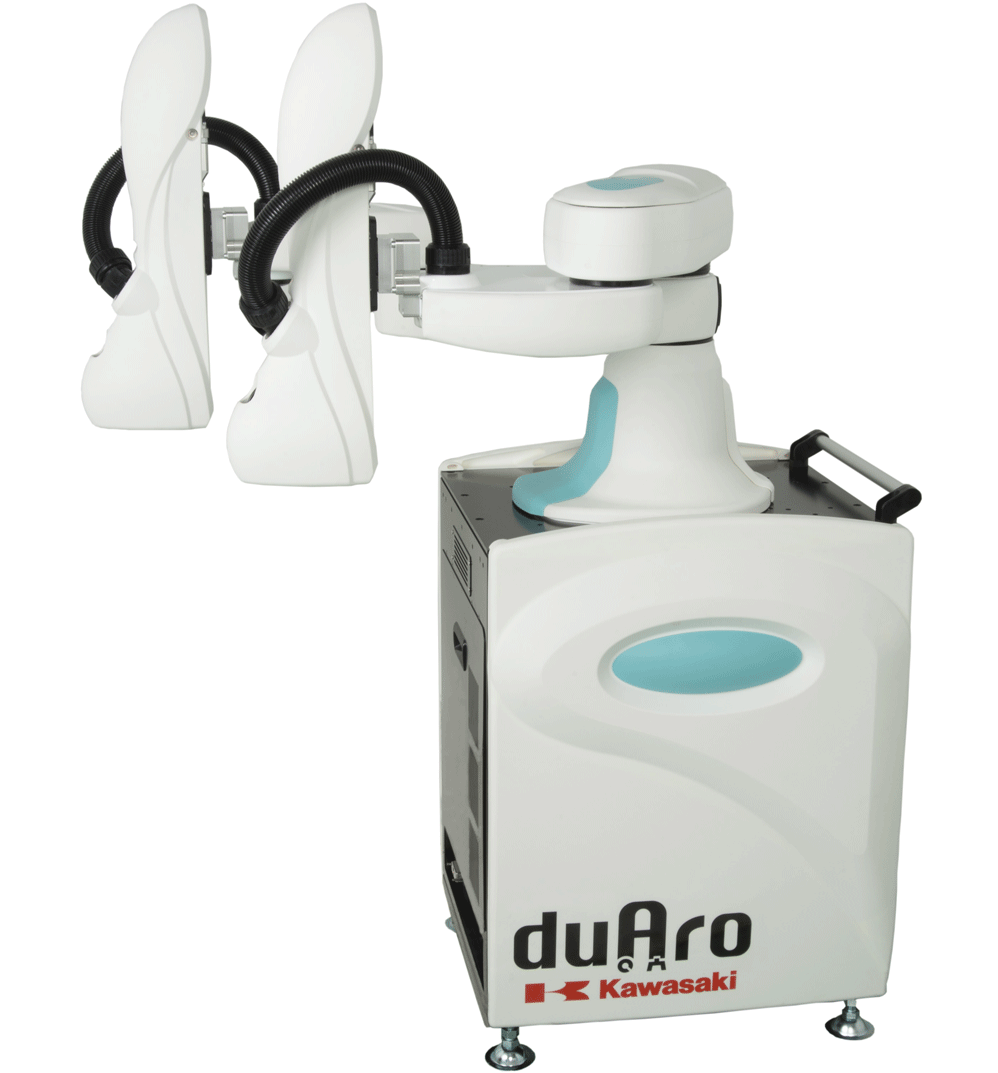 duAro Dual-arm SCARA Robot Now Launched