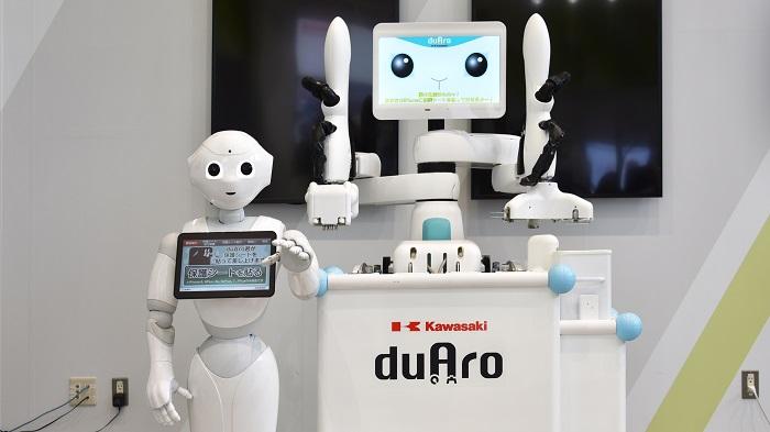 Kawasaki & SoftBank Corp  Team Up to Explore New Robot