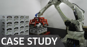 CASE STUDY:  Flexible Robotic Palletizing at Westheimer Brewery