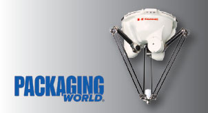 Kawasaki Pick and Place Robots Featured in Packaging World Magazine